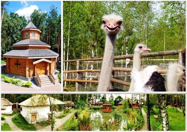 Долина_страусів_та_Українське_село