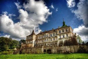 Підгорецький-замок