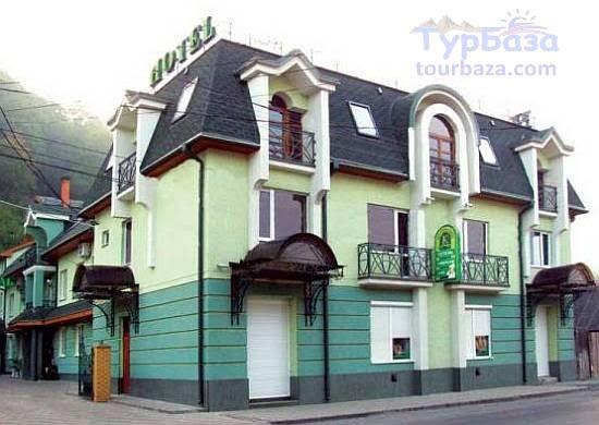 Готель КАРПАТИ місто Хуст