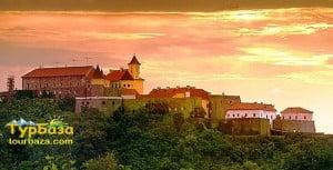 Паланок_замок_Мукачево
