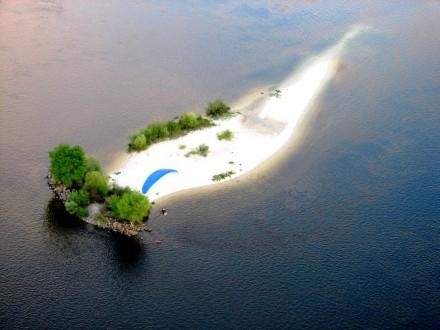 Острів Фантазія, Полтавська область