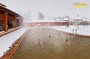 """термальний басейн """"Жайворонок""""1"""