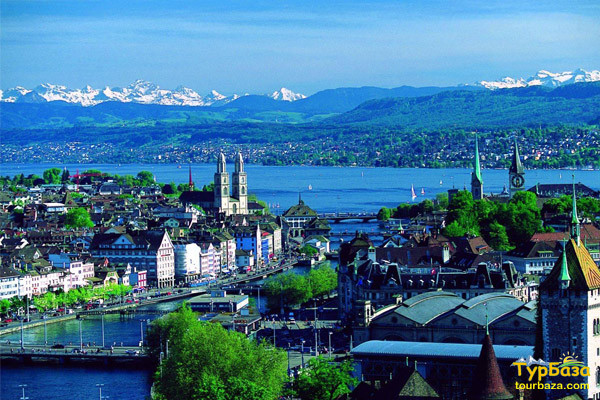 Тур до Німеччини, Італії та Швейцарії 1