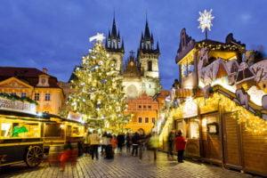 Бліц Прага та Берлін (Різдвяний)