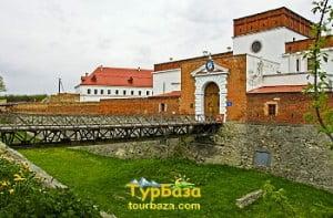 Дубно, Острозький замок