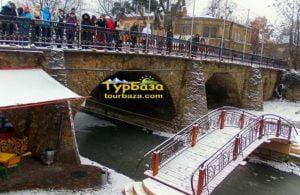 Екскурсія в Берегово. зима