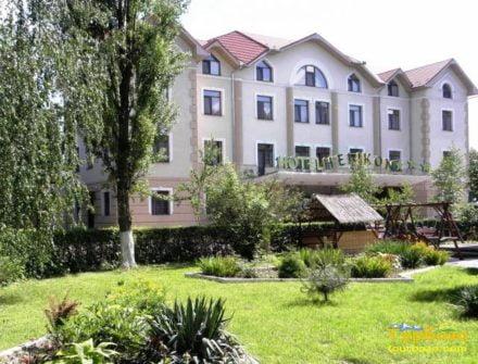 готель Гелікон