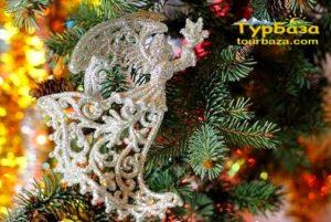 Закарпаття на Різдво