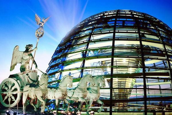 Німеччина, Берлін