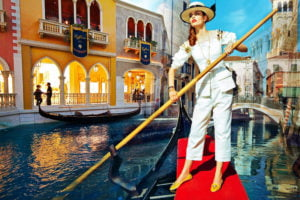 Тур у Венецію, Італія