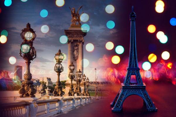 Різдво В парижі