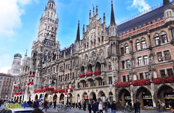Бліц Цюріх та Мюнхен