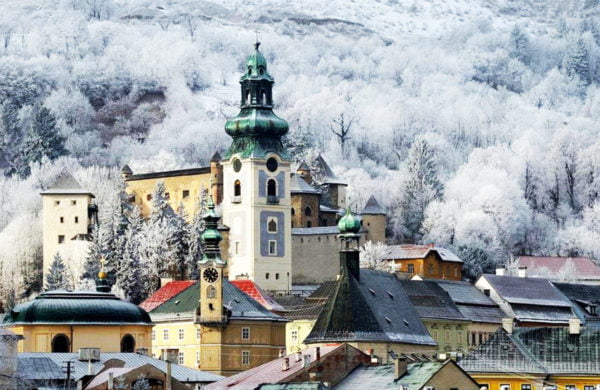 Словаччина на Новий рік