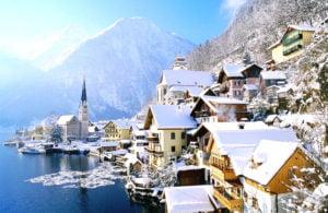 Зимова казка Альп