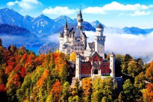 Замок Нойшванштайн, Німеччина