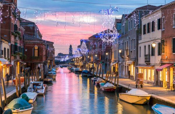 Новий рік у Венеції