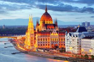 Тур в Угорщину на 8 березня